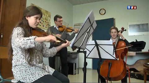 L'école de musique de Morlaix