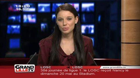 Edition du Soir du 11/05/2012