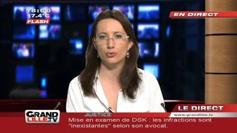 Edition du Soir du 27/03/2012