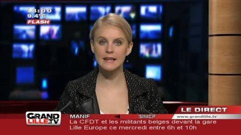Edition du Soir du 28/02/2012