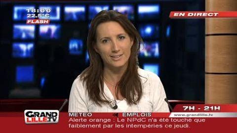Edition du Soir du 29/06/2012