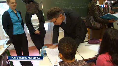 Education : Peillon ne veut plus des évaluations en primaire
