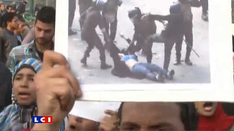 Egypte : des photos pour dénoncer les violences