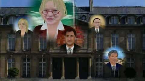 Elections 2012 : le trailer insupportable !