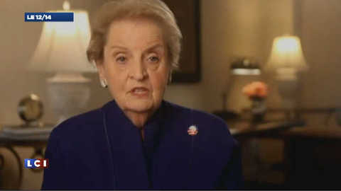 Elections USA 2012 : Madeleine Albright à la rescousse d'Obama