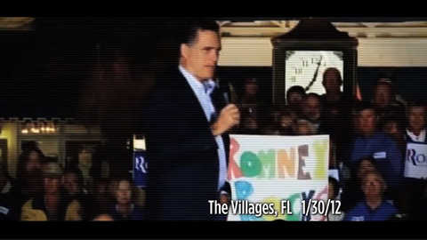 Elections USA 2012 : Obama essaye de ridiculiser Romney
