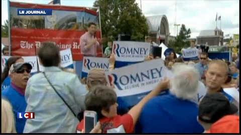 Elections USA : la campagne se durcit entre Obama et Romney