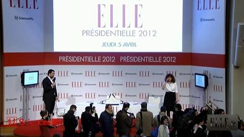 ELLE Prsidentielle 2012 : Conclusion