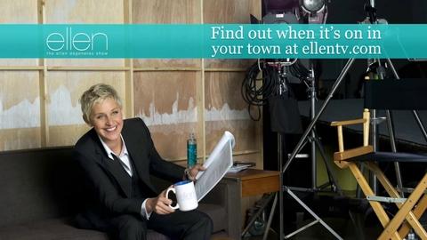 Ellen DeGeneres essaie de lire en français !