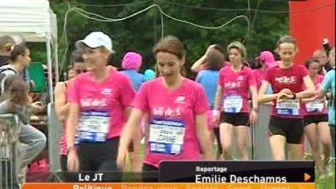 Elles courent contre le cancer (Lyon)