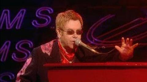 Elton John - Your Song (2007)