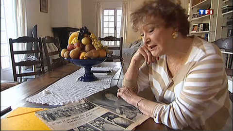 Elue miss Monde en 1953, Denise Perrier se souvient