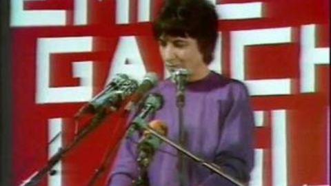 Elysée 81 : Arlette Laguiller