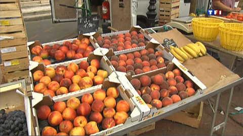 En 2012, les prix des fruits et légumes ont augmenté