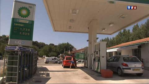 En Corse, les prix des carburants battent des records