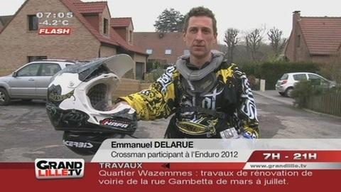 En route pour l'Enduro du Touquet 2012 !