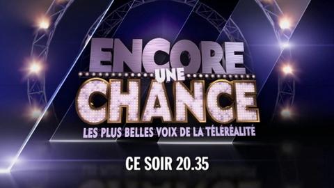 ENCORE UNE CHANCE La finale : Extrait JESSIE ce soir dès 20H35 sur NRJ 12