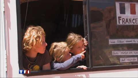 7 enfants autour du monde... la fin du voyage : extrait