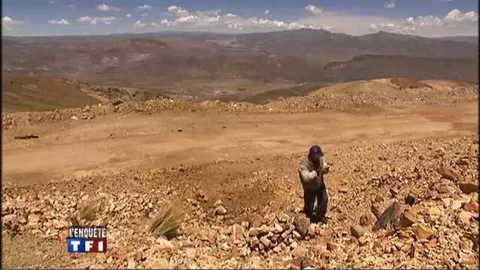 Les enfants esclaves de Bolivie