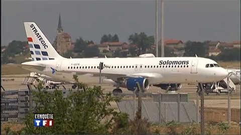 Enquête du 20h : Qui se cache derrière Strategic Airlines ?