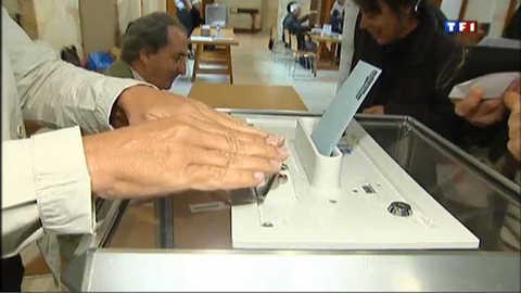 L'enquête du 20h : voter pour la première fois