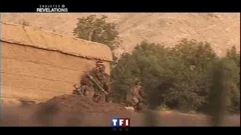 ENQUÊTES ET RÉVÉLATIONS - La France dans la guerre: 2 mois au coeur du piège Afghan - MARDI 2 SEPTEMBRE 2008 22:50