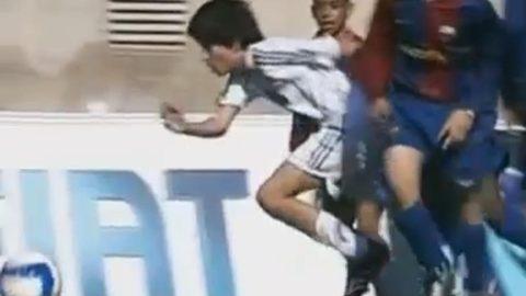 Enzo Zidane, future star
