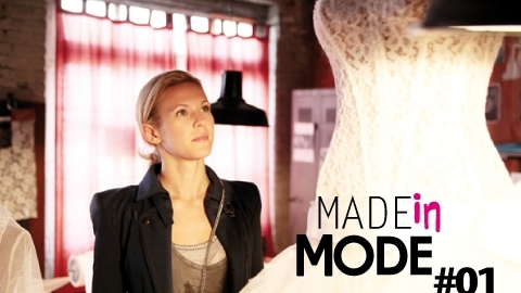 Ep. 1/4 Made In Mode - le challenge Mariage de Stéphanie (Lorie)