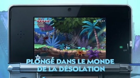 Epic Mickey Power of Illusion : 3DS Trailer
