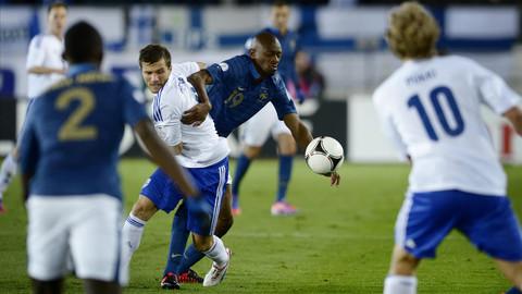 Equipe de France : Diaby, l'indispensable