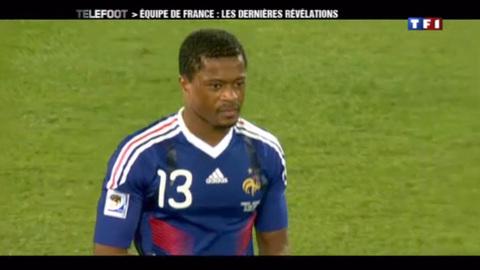Equipe de France : Evra paye-t-il encore l'affaire Knysna ? (06/02/2011)