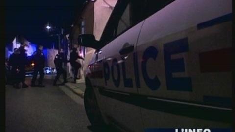 Une équipe de Police Secours aux Sablons (Le Mans)