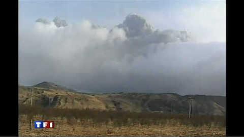 Eruption du volcan islandais : le point sur place