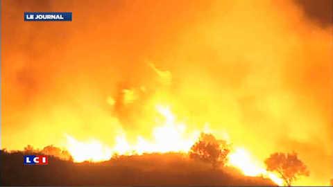 Espagne : des milliers de personnes fuient les incendies, cetrains ont tout perdu