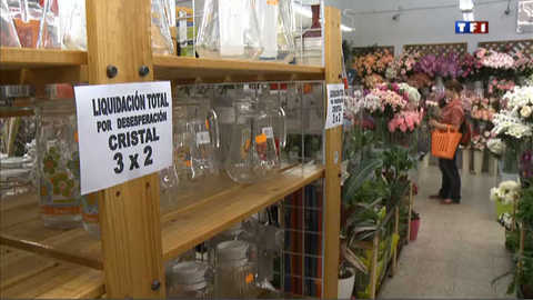 Espagne  : les petits commerces, une espèce en voie de disparition