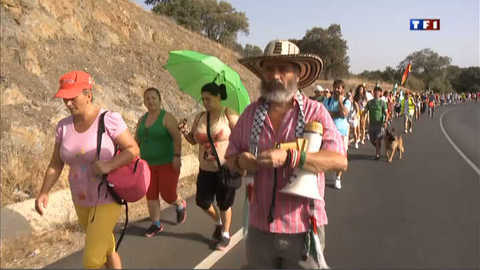 Espagne : le Robin des Bois andalou mène la contestation