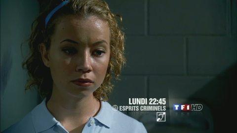 Esprits criminels - LUNDI 14 NOVEMBRE 2011 22:40