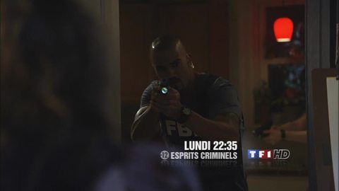 Esprits criminels - LUNDI 20 FÉVRIER 2012 22:35