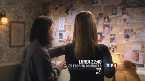 Esprits criminels - LUNDI 6 FÉVRIER 2012 22:35