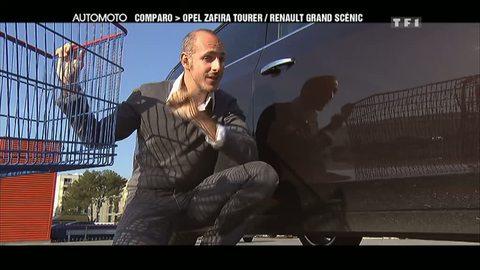 Essai Comparo : Opel Zafira Tourer vs Renault Grand Scénic (11/12/2011)
