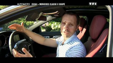 Essai : Mercedes Classe C Coupé et C63 AMG (05/06/2011)