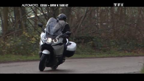 Essai Moto : BMW K1600 GT (15/01/2012)