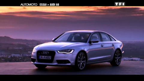 Essai Video : Audi A6 (30/01/2011)