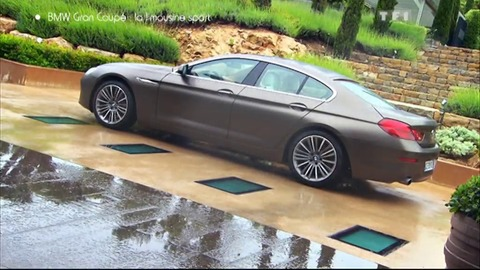 Essai Vidéo : BMW Serie 6  Gran Coupe (27/05/2012)