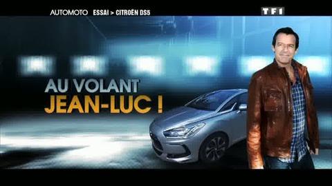 Essai Vidéo : Citroën DS5 (06/11/2011)
