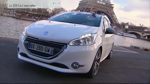 Essai vidéo exclusif : la nouvelle Peugeot 208 (11/03/2012)