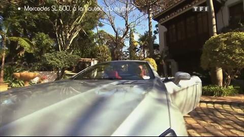 Essai vidéo : Mercedes 500 SL, le mythe sportif (18/03/2012)