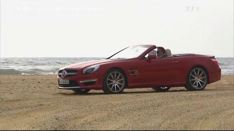 Essai Vidéo : Mercedes SL 63 et 65 AMG (06/05/2012)