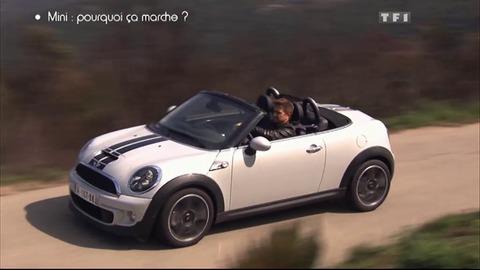 Essai vidéo : MINI Roadster Cooper S (08/04/2012)