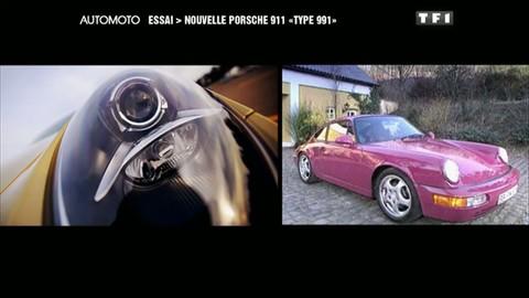 Essai Vidéo : Nouvelle Porsche 911 (13/11/2011)